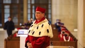 Abp Marek Jędraszewski podczas promocji akademickich: posługą Uniwersytetu Papieskiego Jana Pawła II w Krakowie jest głoszenie Chrystusa