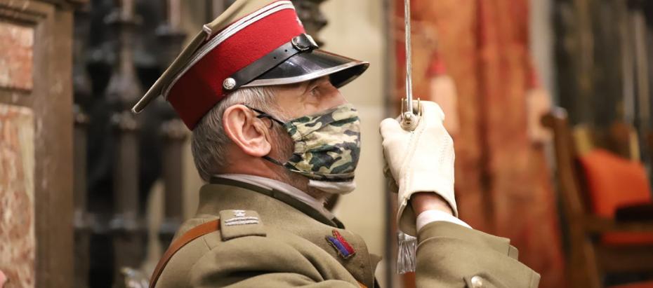 Abp Marek Jędraszewski w 79. rocznicę utworzenia Armii Krajowej: Polska nie zginie, jak długo będzie z Chrystusem