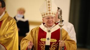 Abp Marek Jędraszewski podczas liturgii stacyjnej: Jedność Kościoła jest zbudowana na świadectwie św. Piotra i jego następców