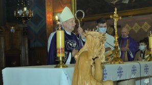 Bp Jan Zając o Piotrowym świadectwie