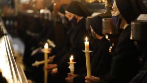 Bp Damian Muskus w Dniu Życia Konsekrowanego: Osoby konsekrowane powinny być zwierciadłem Dobrej Nowiny