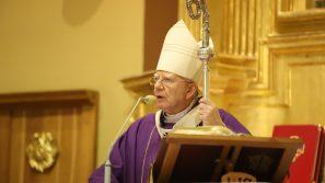 Abp Marek Jędraszewski: Wielki Reset to powrót do Chrystusa
