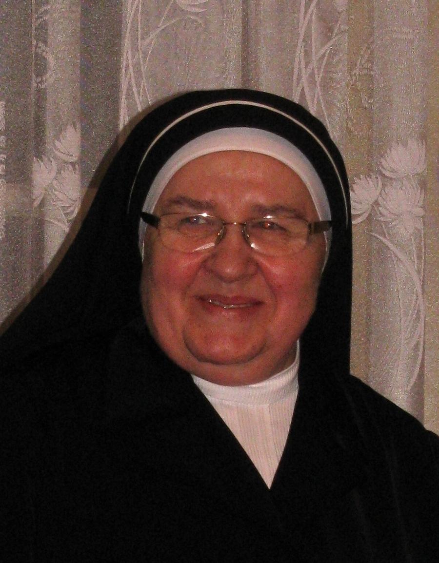 Pogrzeb s. Maksymiliany Marii Wojnar
