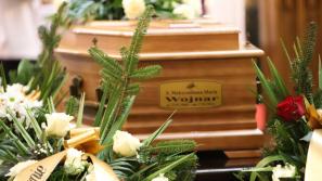 Pogrzeb śp. s. Maksymiliany Marii Wojnar
