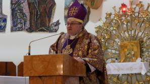 Bp Janusz Mastalski o motywach do nawrócenia