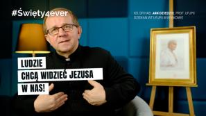 """Ks. prof. Jan Dziedzic: """"Bóg naszą marką"""" – rekolekcje online"""
