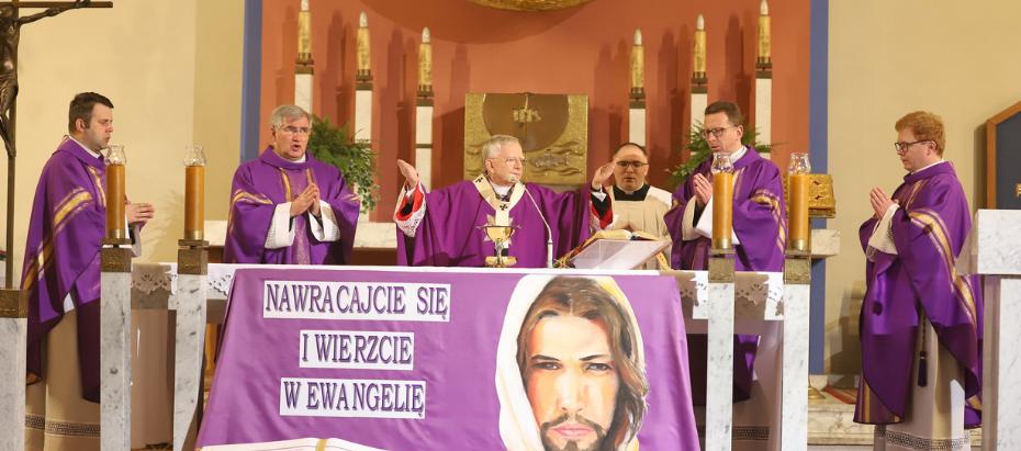 Abp Marek Jędraszewski: Pierwszy ma być we mnie Chrystus
