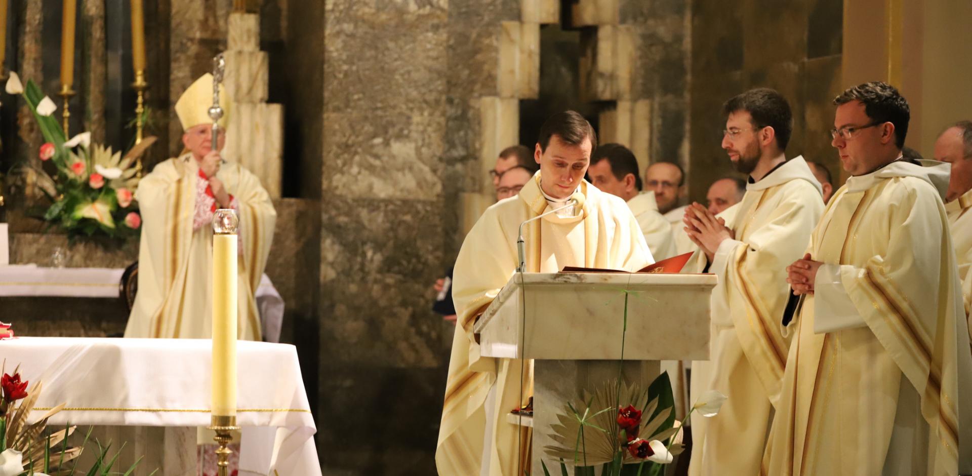 Abp Marek Jędraszewski podczas ustanowienia sanktuarium św. Józefa, Obrońcy Miasta Krakowa: Konieczny jest głęboki namysł nad tym, co naprawdę i w sposób najbardziej istotny to miasto stanowi