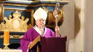 Abp Marek Jędraszewski o wyższości Bożego prawa nad ludzkim i miłosierdzia nad sprawiedliwością