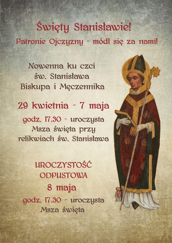 Nowenna ku czci św. Stanisława