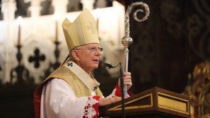 Abp Marek Jędraszewski na Mszy Wieczerzy Pańskiej: Na wzór Chrystusa z odwagą i męstwem mamy wychodzić na spotkanie świata