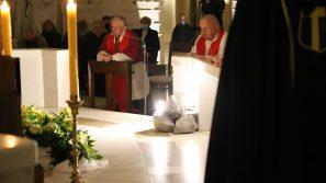 Czuwanie w 16. rocznicę śmierci św. Jana Pawła II