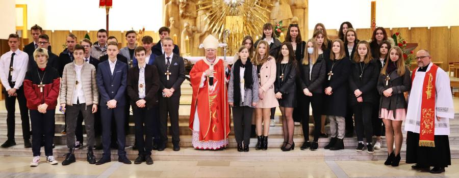 Abp Marek Jędraszewski do młodzieży: mężnie wyznawać chrześcijańską wiarę i według niej żyć