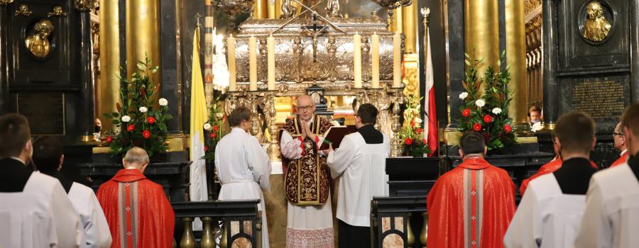 """""""Człowiek uskrzydlony"""" – rozpoczęła się nowenna przed uroczystością św. Stanisława"""
