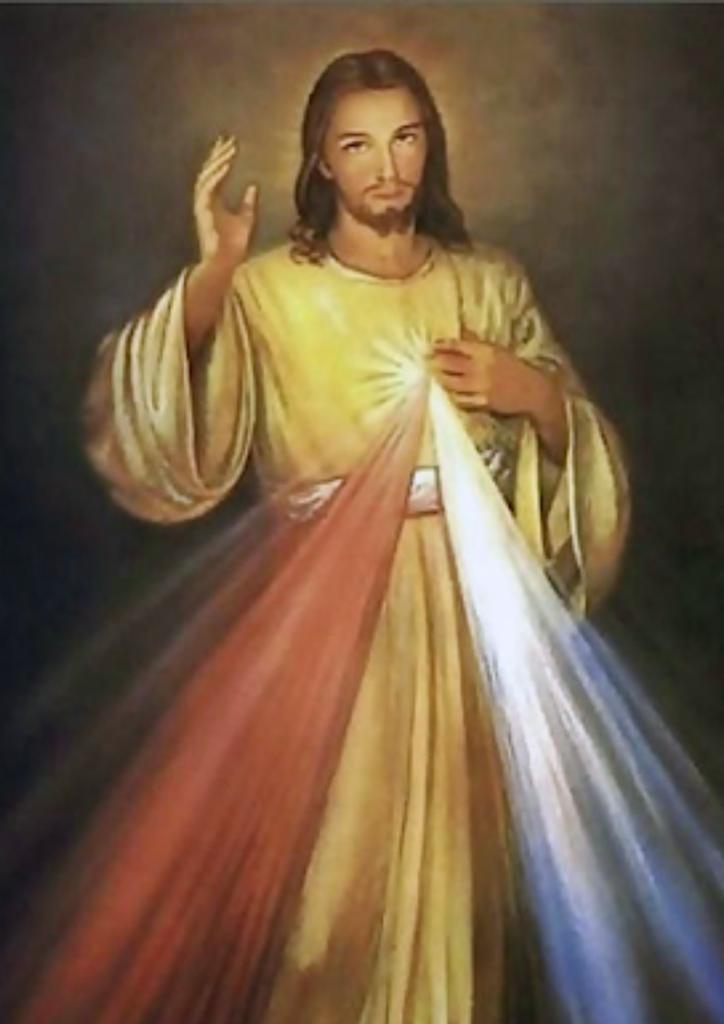Niedziela Bożego Miłosierdzia w Łagiewnikach