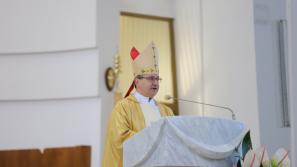 Bp Damian Muskus w Niedzielę Miłosierdzia Bożego: Ten, któremu Bóg okazuje miłosierdzie w sakramencie pokuty i pojednania, nie może być niemiłosiernym wobec innych