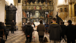 Maturalne zaplecze modlitewne
