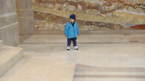 Dzień dziecka w Sanktuarium św. Jana Pawła II