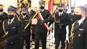 Bp Robert Chrząszcz do strażaków: jesteście następcami św. Floriana