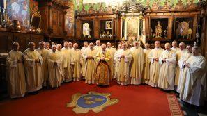 Jubileusz 40-lecia kapłaństwa księży z rocznika święceń 1981