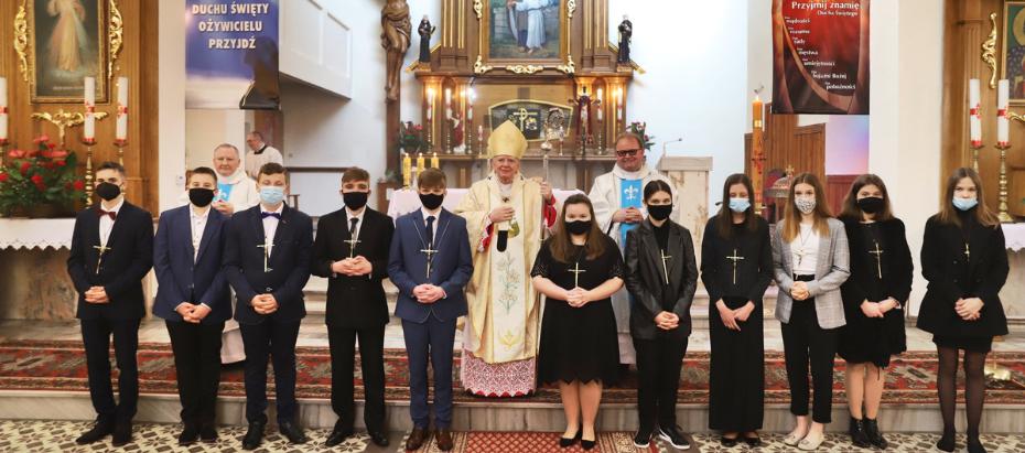 Abp Marek Jędraszewski w Kurowie: Prośmy św. Józefa o umocnienie w trudnych czasach