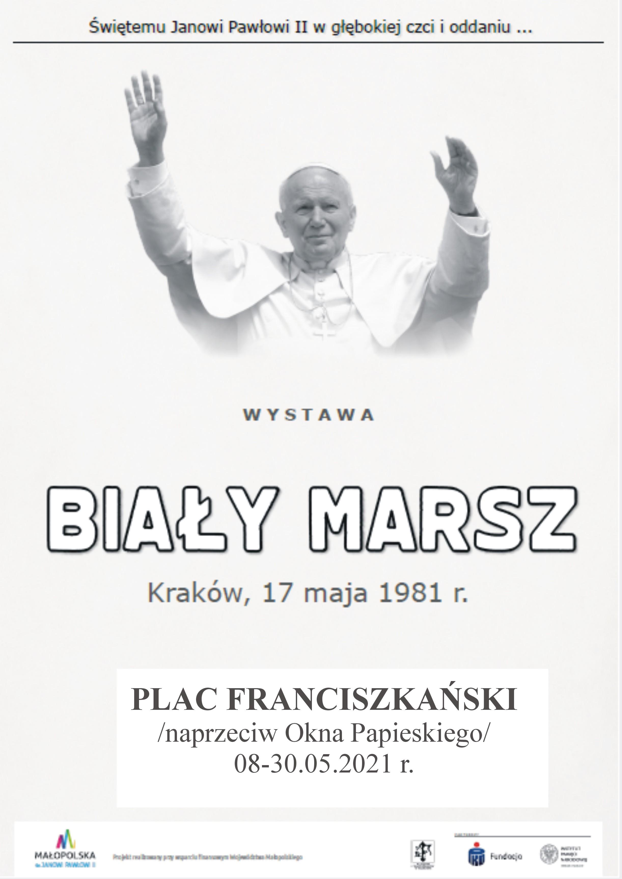 """Otwarcie wystawy """"Biały Marsz 17.05.1981 r."""""""