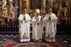 Abp Marek Jędraszewski do neoprezbiterów o jedności, łączącej kapłanów z Chrystusem