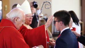 Abp Marek Jędraszewski w Trzemeśni: Ten, kto wytrwa w wierności Chrystusowi, zostanie zbawiony