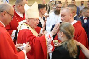 Abp Marek Jędraszewski do młodych: By Kościół mógł się rozwijać, potrzebni są jednoznaczni świadkowie Chrystusa