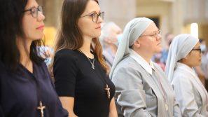 Posłanie Misyjne świeckich misjonarek w Sanktuarium św. Jana Pawła II