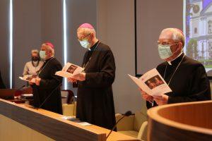 W Kalwarii Zebrzydowskiej trwają obrady 389. zebrania plenarnego Konferencji Episkopatu Polski