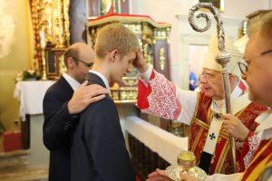 Abp Marek Jędraszewski w Korzkwi: Zaufajcie Bogu
