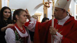 Bp Robert Chrząszcz do młodych: Pan Bóg skuteczniejszym pocieszycielem niż dopalacze