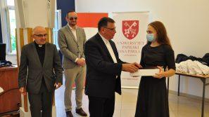 Uczennica ze Szczecina zwyciężczynią III Konkursu Bioetycznego