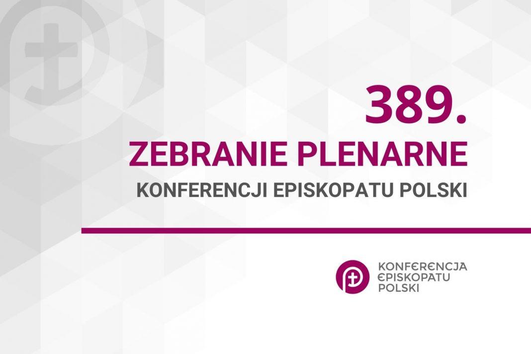 11-12 czerwca: 389. Zebranie Plenarne Konferencji Episkopatu Polski w Archidiecezji Krakowskiej