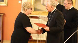 Wyróżnienia dla pracowników katedry wawelskiej
