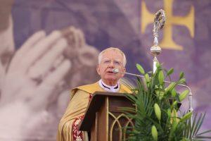 Abp Marek Jędraszewski w Boże Ciało: najważniejszym elementem zespalającym nasze polskie dzieje jest chrześcijaństwo
