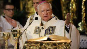 Abp Marek Jędraszewski w Kalwarii Zebrzydowskiej o wspólnocie serc Jezusa i Maryi