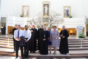 Abp Marek Jędraszewski podczas Mszy św. z okazji 25-lecia Fundacji Sanktuarium Bożego Miłosierdzia: Jesteśmy głęboko zanurzeni w miłosierdziu Bożym