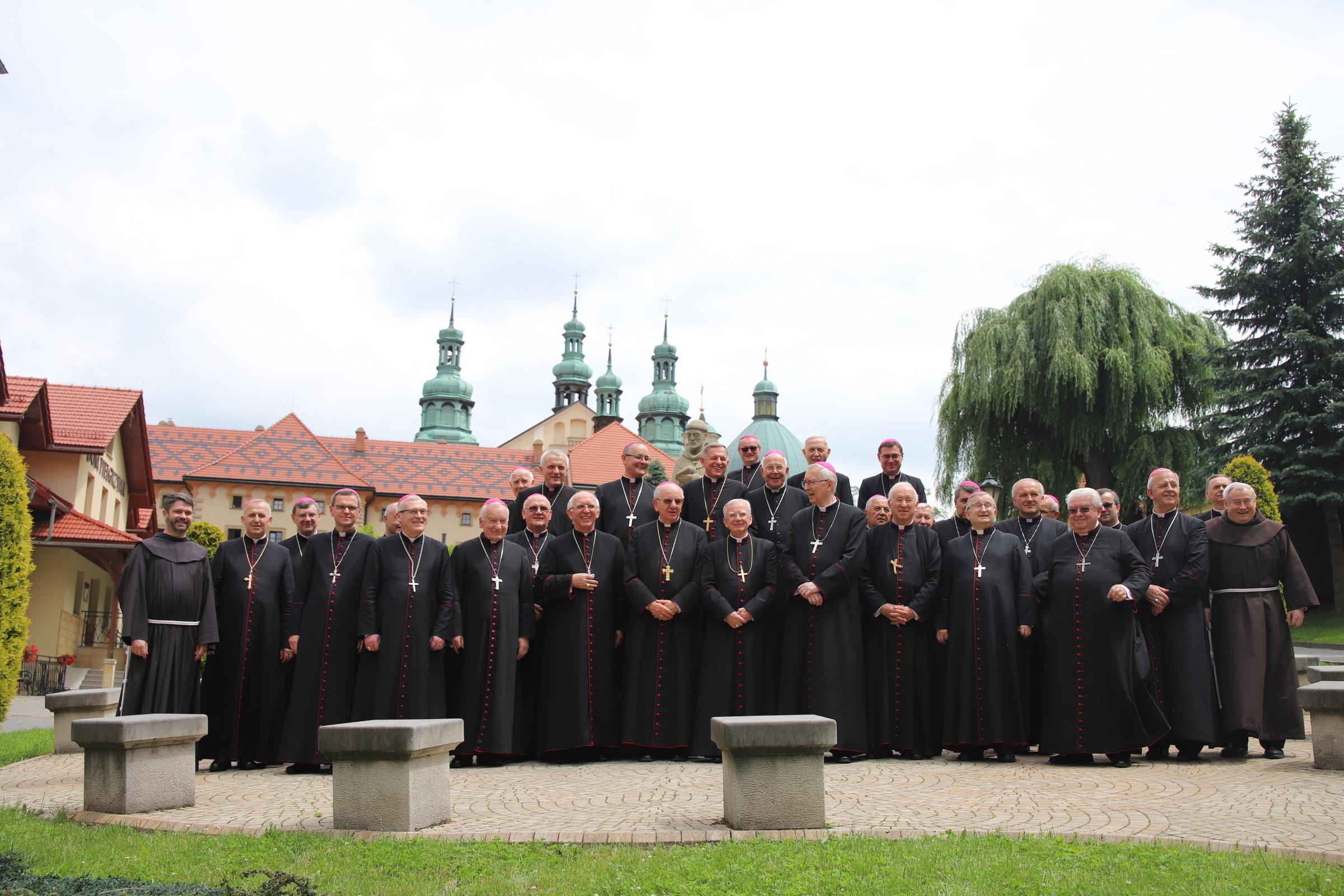 389. Zebranie Plenarne Konferencji Episkopatu Polski w Archidiecezji Krakowskiej w Kalwarii Zebrzydowskiej