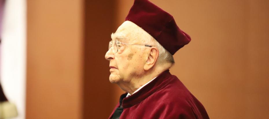 Nadanie tytułu doktora honoris causa Uniwersytetu Kardynała Stefana Wyszyńskiego profesorowi Stanisławowi Gryglowi