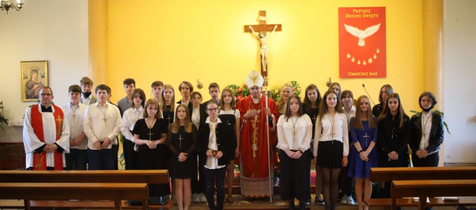 Bp Robert Chrząszcz o dojrzałości chrześcijańskiej