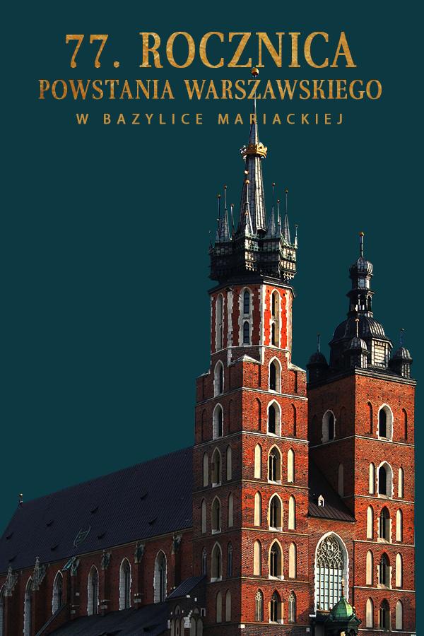 77. rocznica powstania warszawskiego