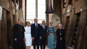 Uroczystości 500-lecia Dzwonu Zygmunt na Wawelu z udziałem prezydentów Polski i Litwy
