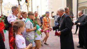 Abp Marek Jędraszewski na zakończenie Pielgrzymki Góralskiej: Wasza radość jest radością ludzi wolnych