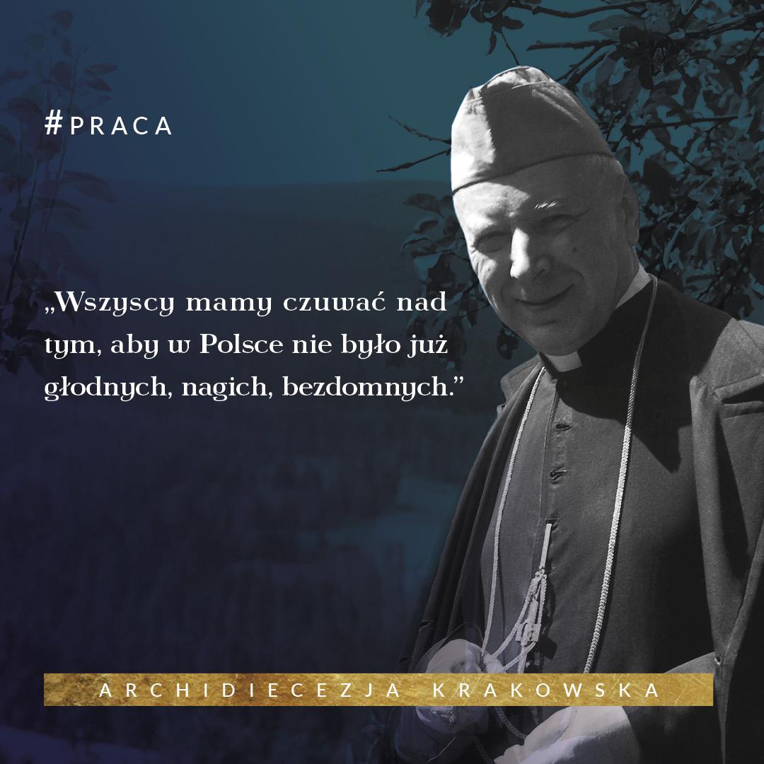 Cytat z nauczania Czcigodnego Sługi Bożego kard. Stefana Wyszyńskiego