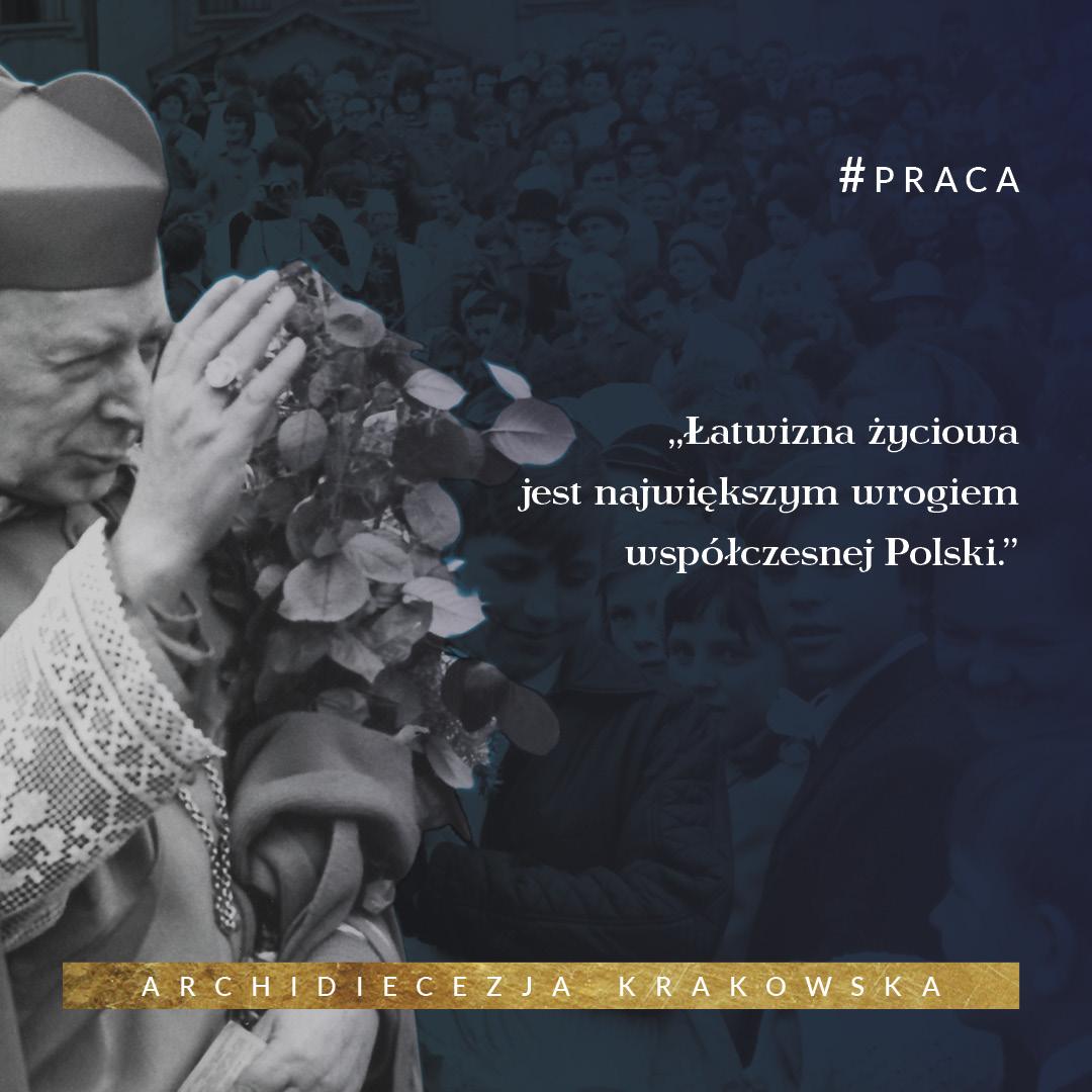 Łatwizna życiowa jest największym wrogiem współczesnej Polski.