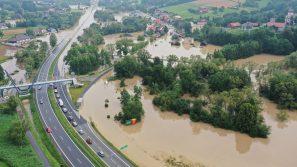Pomoc Archidiecezji Krakowskiej dla powodzian