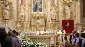 Abp Marek Jędraszewski w Tokarni: Potrzebujemy ratunku Matki Bożej