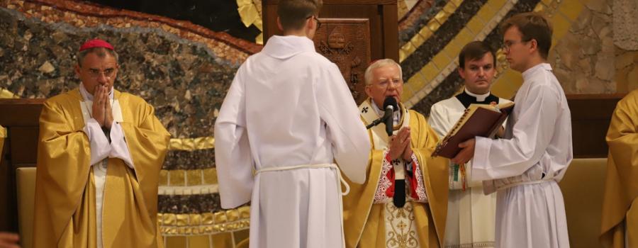 Abp Marek Jędraszewski: Podstawowym zadaniem katechety jest budować innych swoją wiarą, nadzieją i miłością